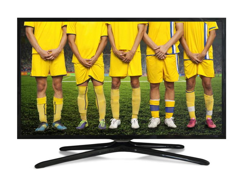 テレビ サッカー